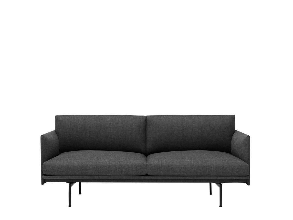Muuto Nerd Stoel : Muuto outline sofa von anderssen voll designermöbel von
