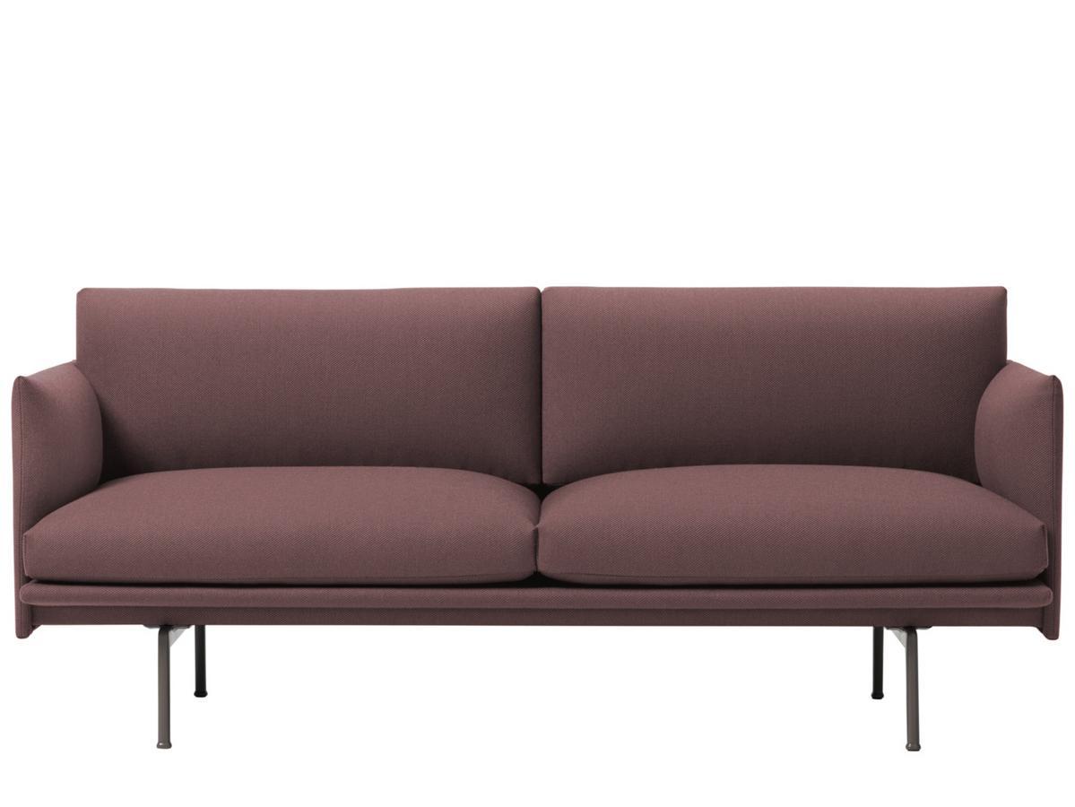 Muuto Outline Sofa Twill Edition Exklusiv Bei Smow Von Anderssen