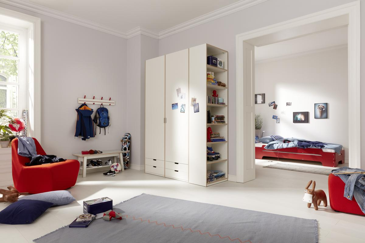 m ller m belwerkst tten stapelliege kinder von rolf heide. Black Bedroom Furniture Sets. Home Design Ideas