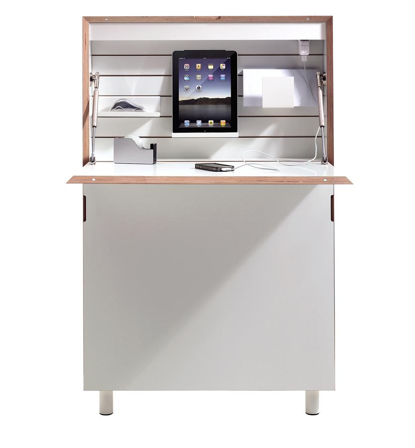 m ller m belwerkst tten flatmate sekret r von michael hilgers 2011 designerm bel von. Black Bedroom Furniture Sets. Home Design Ideas