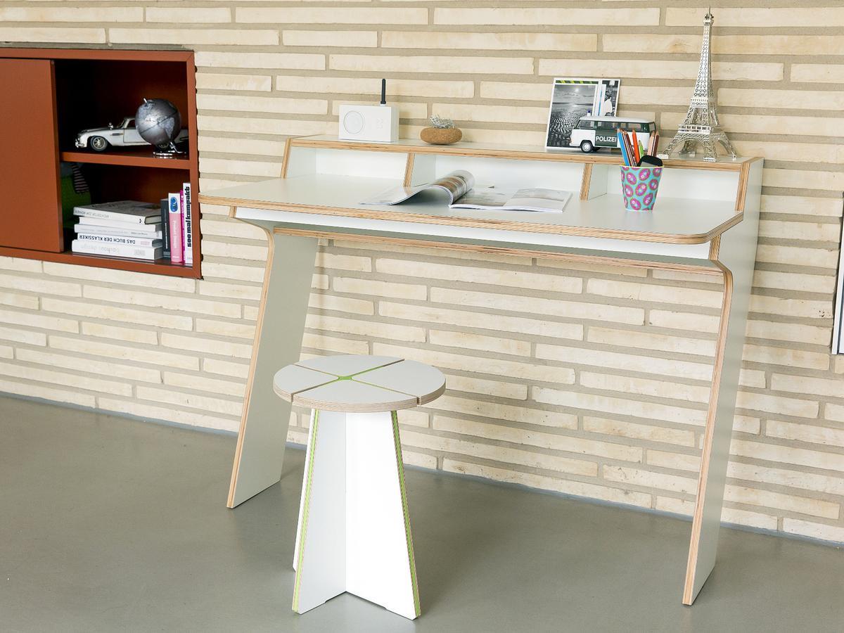 m ller m belwerkst tten slope sekret r von leonhard pfeiffer designerm bel von. Black Bedroom Furniture Sets. Home Design Ideas
