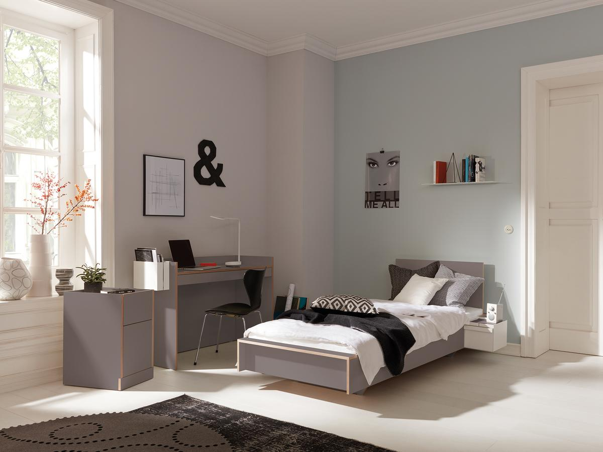 m ller m belwerkst tten flai bett von kaschkasch 2015 designerm bel von. Black Bedroom Furniture Sets. Home Design Ideas