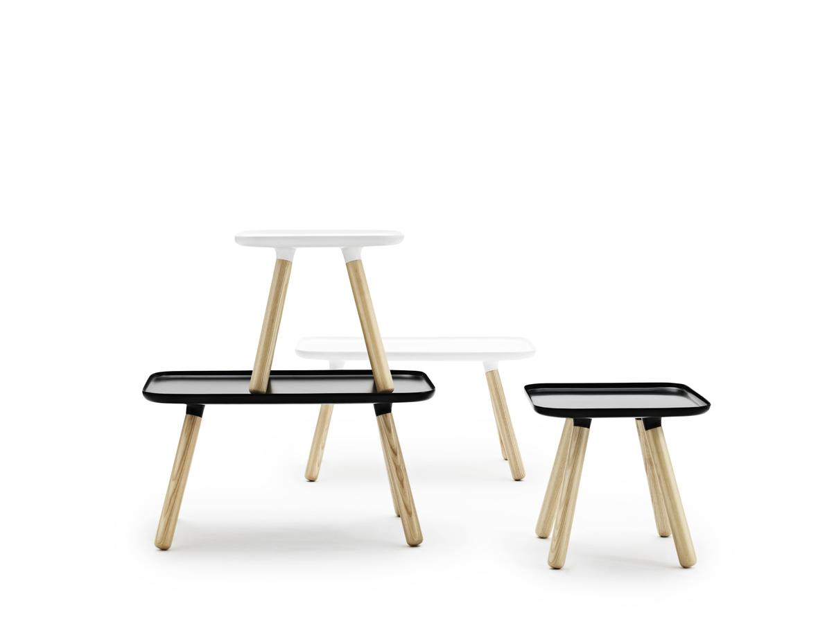 normann copenhagen tablo table eckig gro h 42 x b 78 x. Black Bedroom Furniture Sets. Home Design Ideas