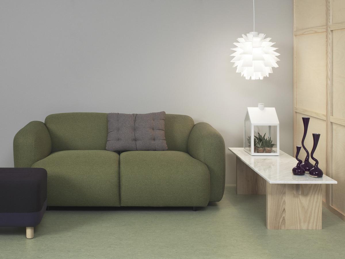 normann copenhagen swell sofa von jonas wagell 2013 designerm bel von. Black Bedroom Furniture Sets. Home Design Ideas