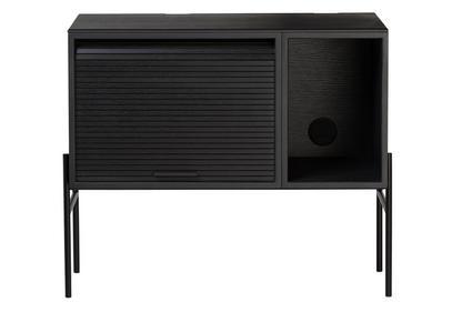 Hifive Sideboard Hifive 75|Eiche schwarz lackiert