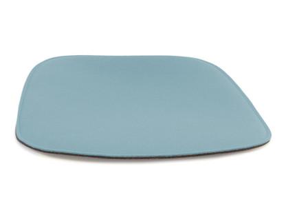 Sitzauflage für Eames Armchairs Mit Polster|eisblau