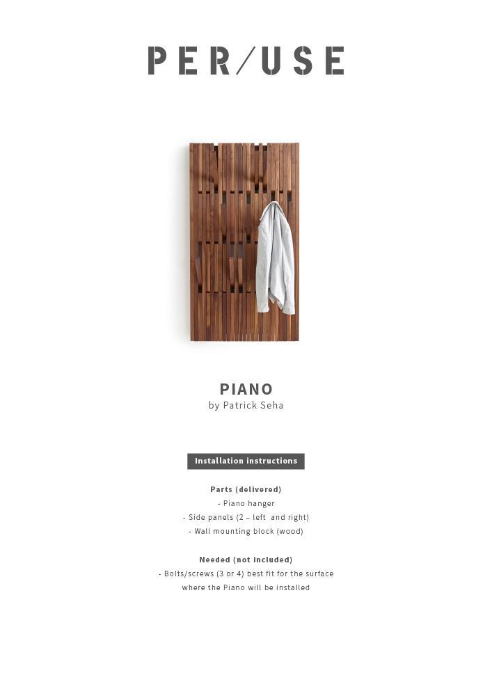 Peruse piano garderobe von patrick seha designermbel von smow montage bitte klicken sie auf das bild um detaillierte informationen zu erhalten ca 10 mb thecheapjerseys Image collections