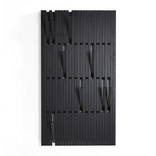 Piano garderobe von patrick seha designerm bel von for Garderobe nussbaum schwarz