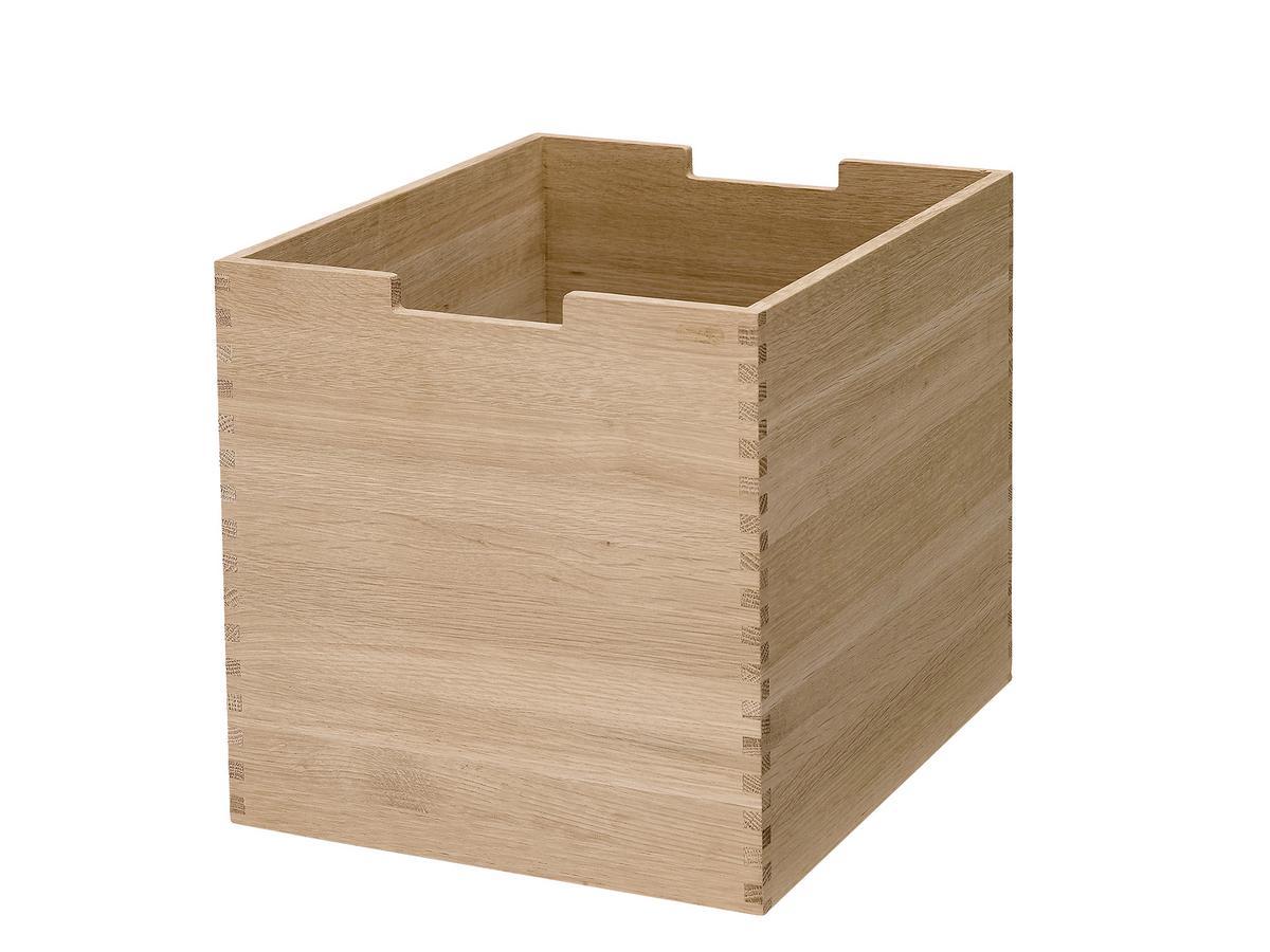 Super Skagerak Cutter Box, Eiche von Niels Hvass - Designermöbel von smow.de &WJ_54