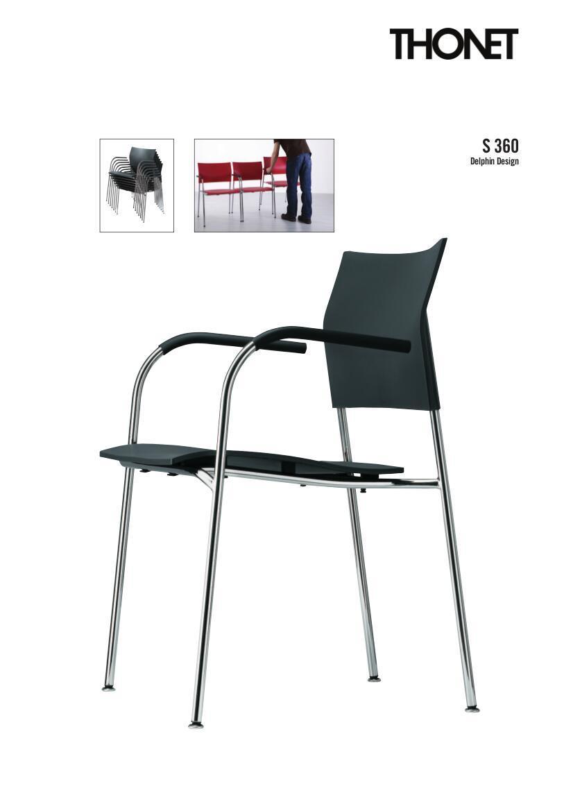 Thonet s 360 von delphin design designerm bel von for Design couchtisch s 360