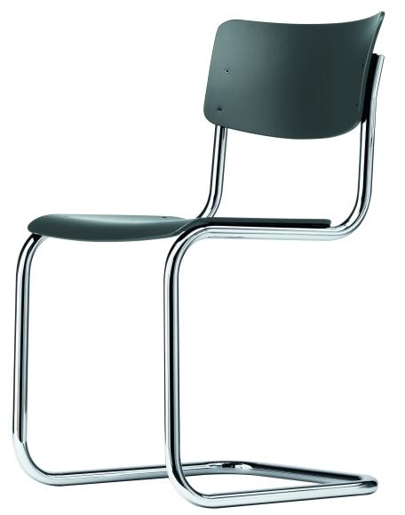 thonet s 43 classic by mart stam 1931 artistic copyright. Black Bedroom Furniture Sets. Home Design Ideas