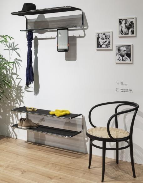 thonet s 1520 by thonet design team designer furniture. Black Bedroom Furniture Sets. Home Design Ideas