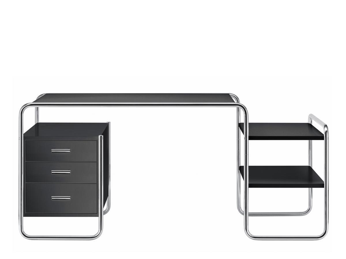 thonet s 285 von marcel breuer 1935 designerm bel von. Black Bedroom Furniture Sets. Home Design Ideas