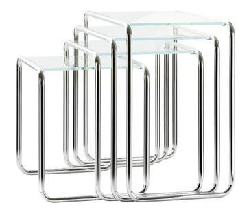 Satztischset B 9 Glas