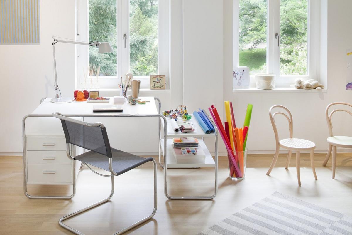 thonet s 285 0 von marcel breuer 1935 designerm bel von. Black Bedroom Furniture Sets. Home Design Ideas