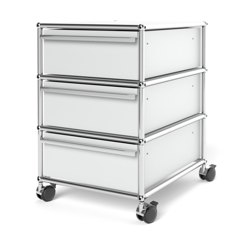 Usm haller rollcontainer mit 3 schubladen typ i kein - Usm haller rollcontainer ...