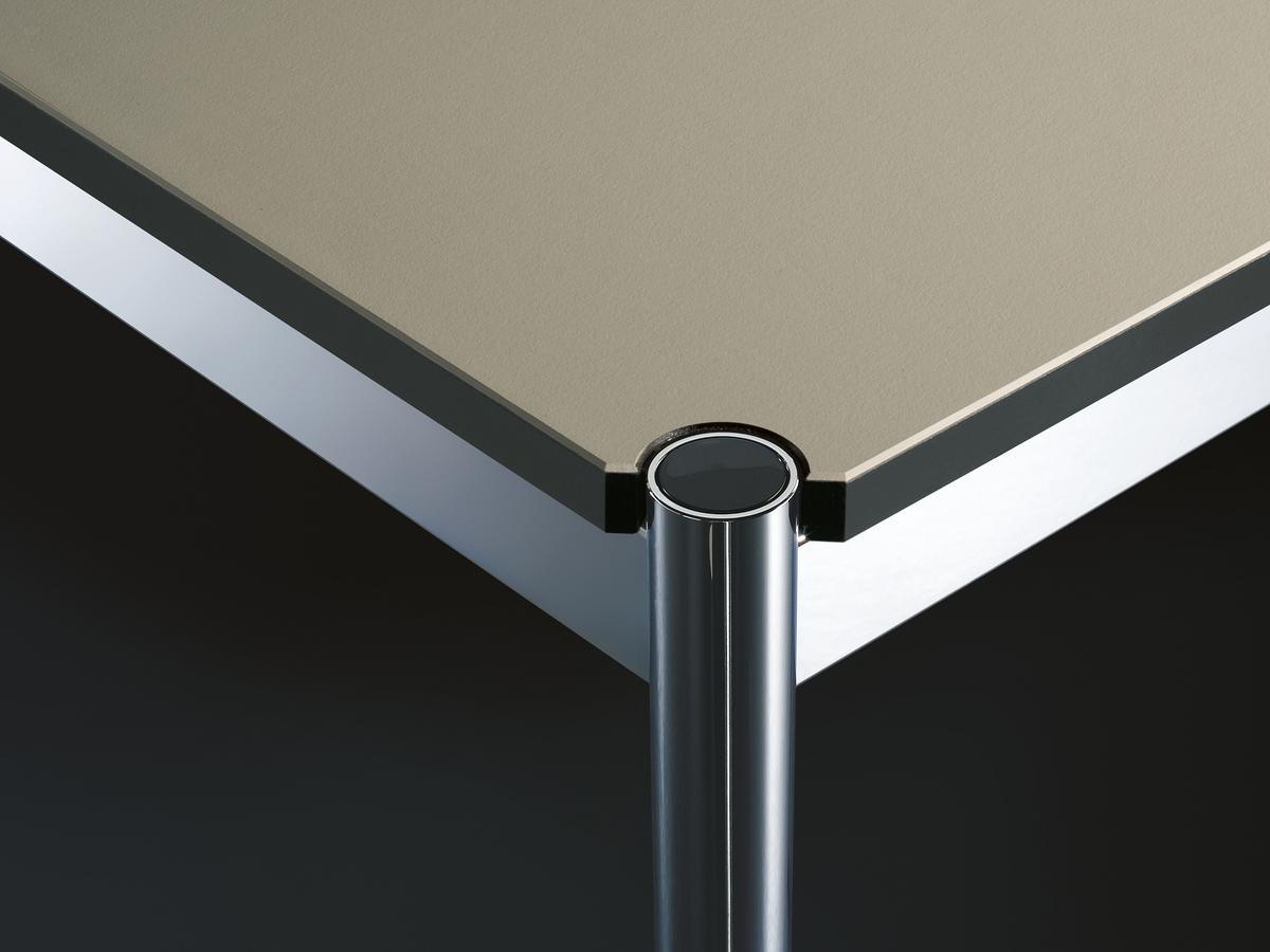 usm haller tisch von fritz haller paul sch rer 1962 designerm bel von. Black Bedroom Furniture Sets. Home Design Ideas