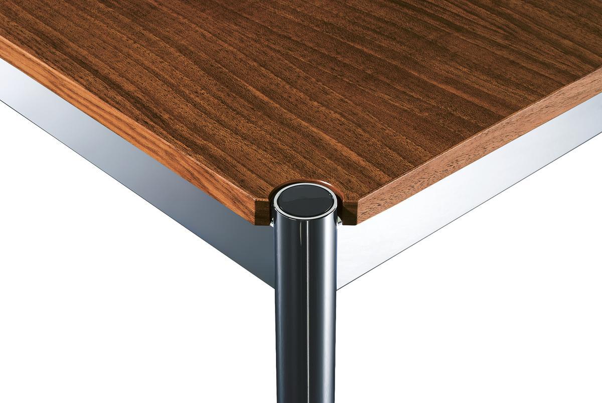 Beistelltisch Aus Holz Selber Bauen Tisch Nussbaum Carprola For