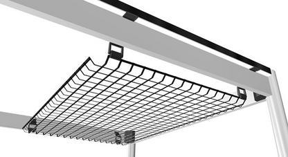 usm haller kabelkorb f r usm haller tisch von usm. Black Bedroom Furniture Sets. Home Design Ideas