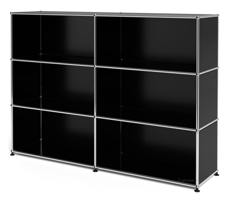usm haller highboard l offen von fritz haller paul sch rer designerm bel von. Black Bedroom Furniture Sets. Home Design Ideas