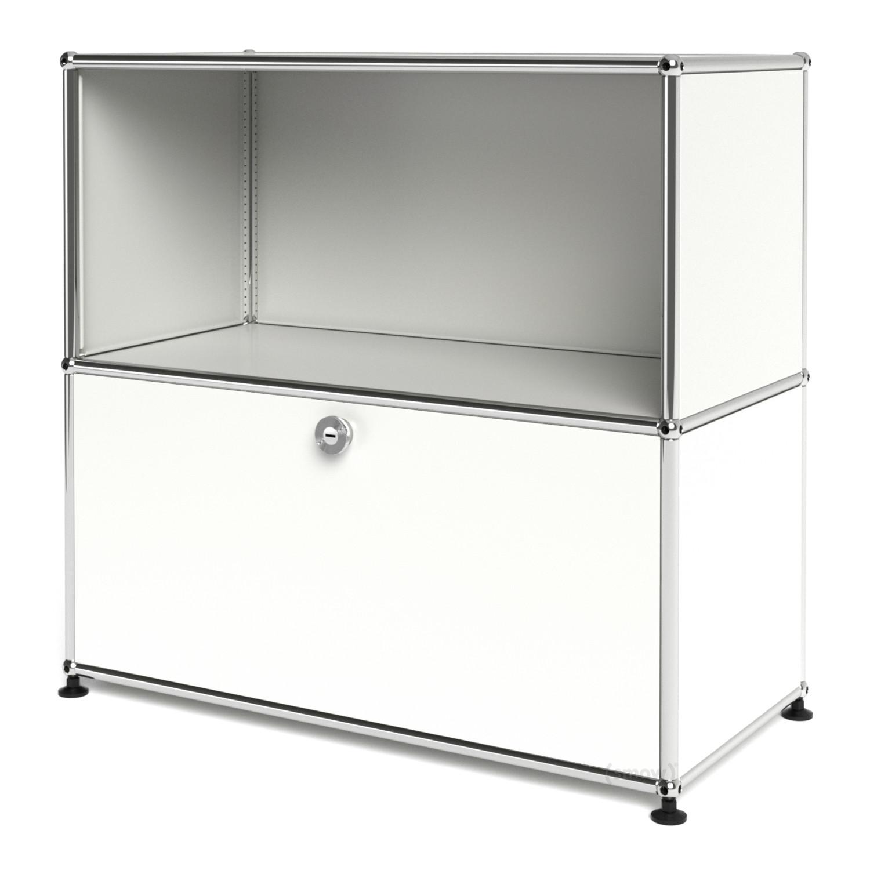 usm haller sideboard m mit 1 klappe von fritz haller. Black Bedroom Furniture Sets. Home Design Ideas