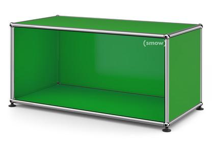 usm haller lowboard m offen usm gr n von fritz haller. Black Bedroom Furniture Sets. Home Design Ideas
