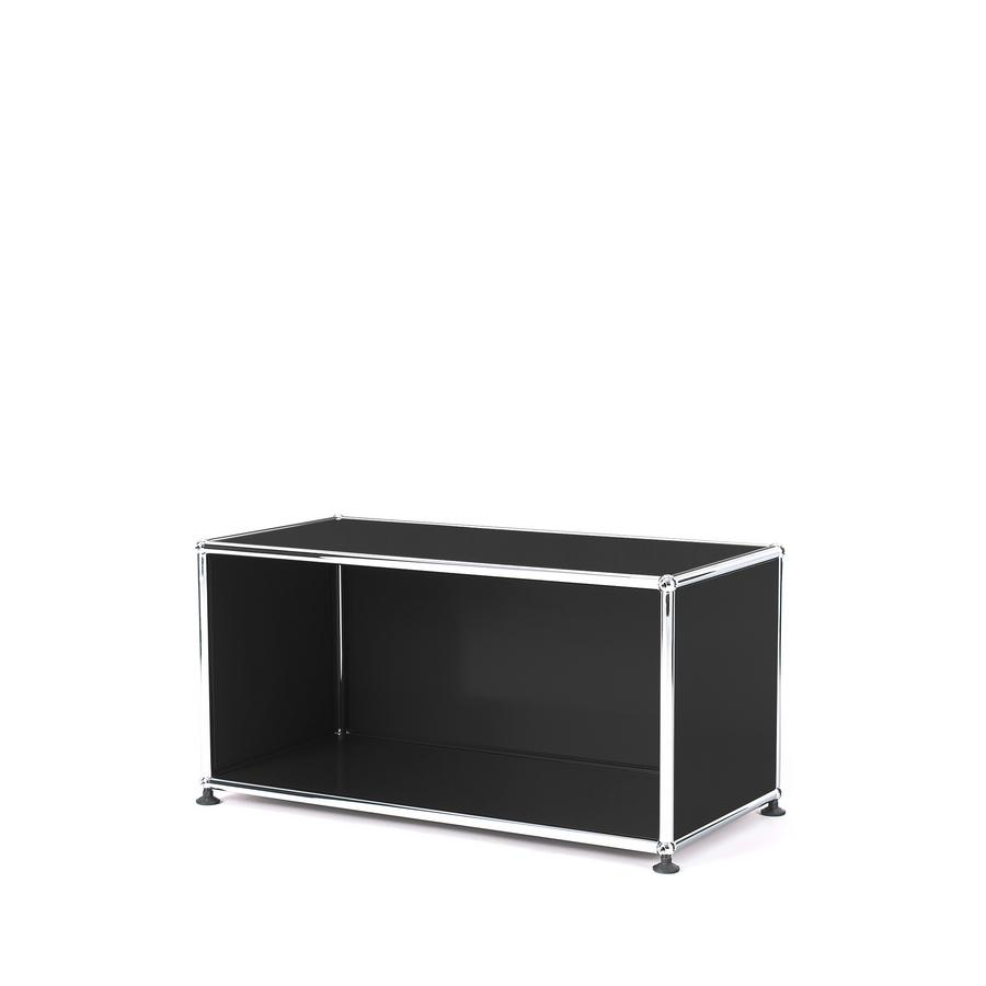 usm haller lowboard m offen von fritz haller paul sch rer designerm bel von. Black Bedroom Furniture Sets. Home Design Ideas