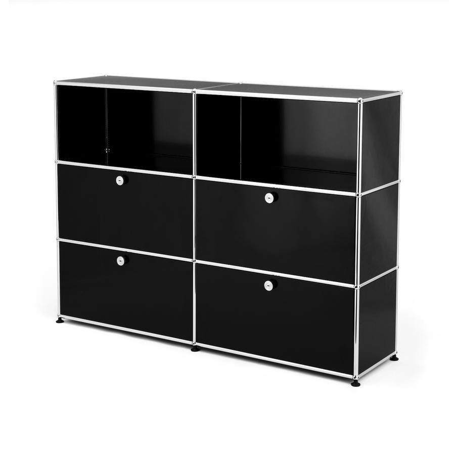 usm haller highboard l individualisierbar von fritz haller paul sch rer designerm bel von. Black Bedroom Furniture Sets. Home Design Ideas