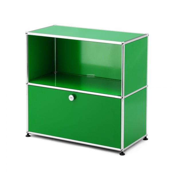 usm haller sideboard m individualisierbar usm gr n mit. Black Bedroom Furniture Sets. Home Design Ideas
