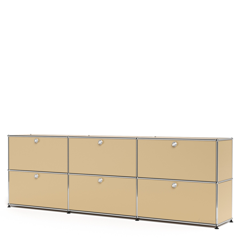 usm haller sideboard xl individualisierbar usm beige. Black Bedroom Furniture Sets. Home Design Ideas