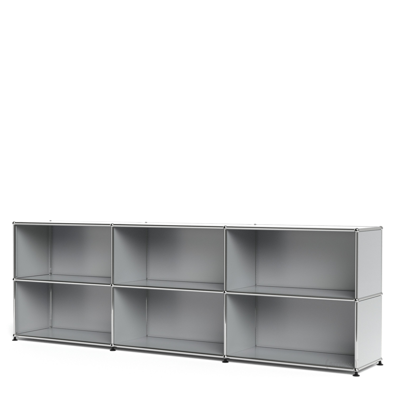 usm haller sideboard xl individualisierbar lichtgrau ral. Black Bedroom Furniture Sets. Home Design Ideas