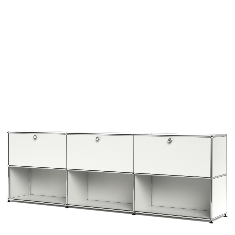 usm haller sideboard xl individualisierbar reinwei ral. Black Bedroom Furniture Sets. Home Design Ideas