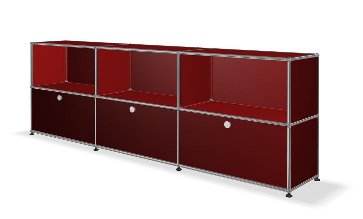 usm haller sideboard xl individualisierbar von fritz. Black Bedroom Furniture Sets. Home Design Ideas