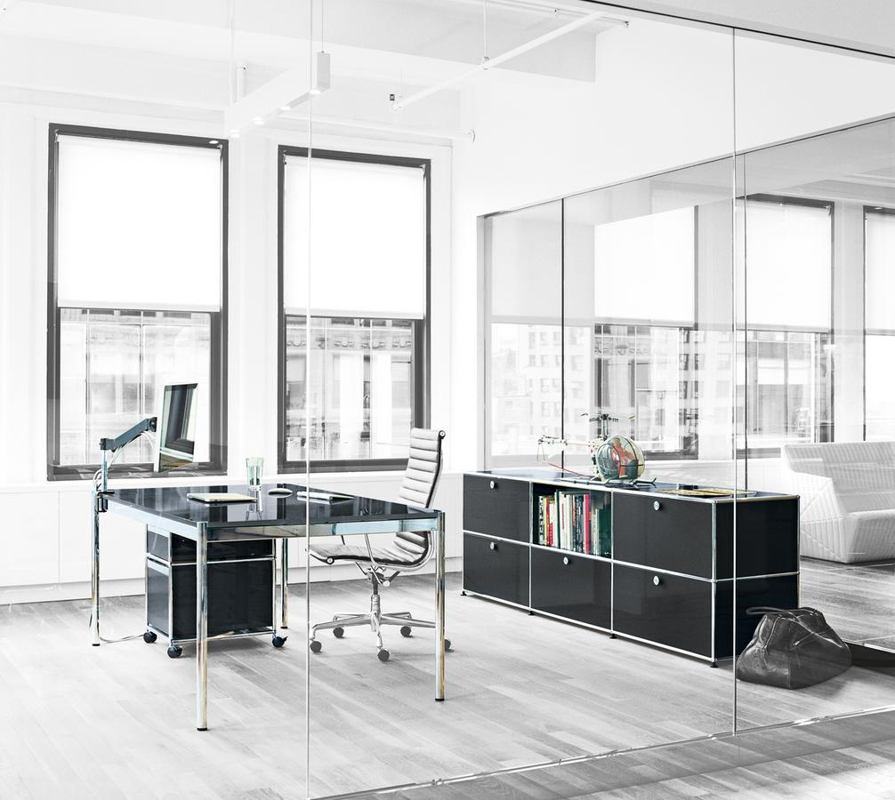 usm haller sideboard xl individualisierbar von fritz haller paul sch rer designerm bel von. Black Bedroom Furniture Sets. Home Design Ideas
