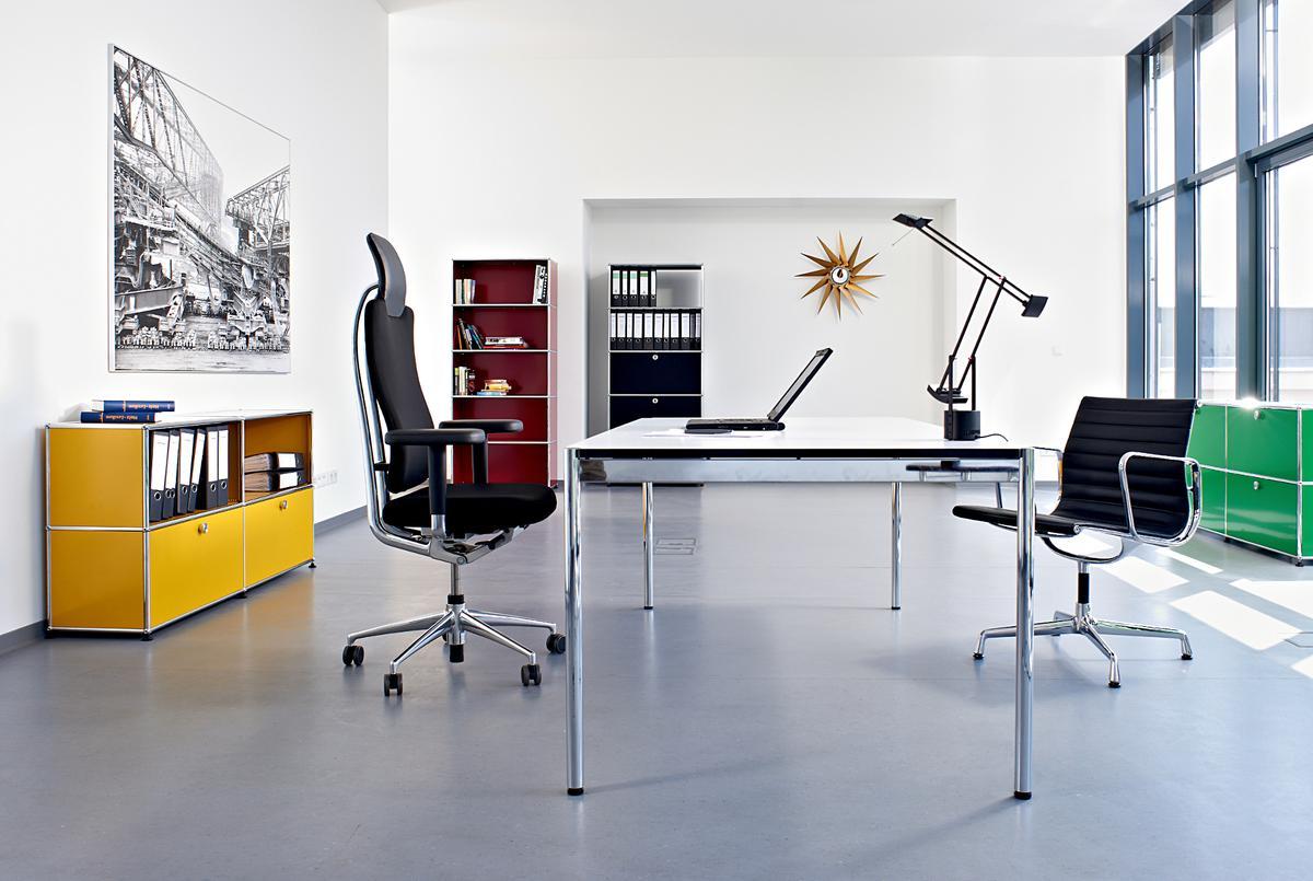 usm haller sideboard xl individualisierbar von fritz haller paul sch rer designerm bel von. Black Bedroom Furniture Sets. Home Design Ideas