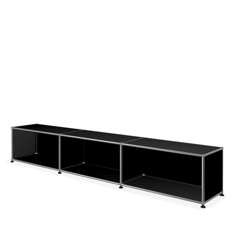 usm haller lowboard xl individualisierbar von fritz haller paul sch rer designerm bel von. Black Bedroom Furniture Sets. Home Design Ideas