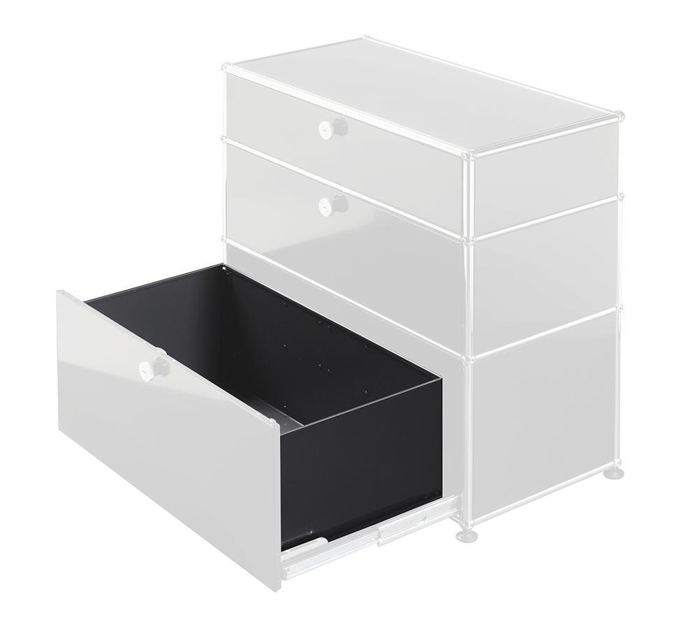 usm haller usm einlegerahmen f r usm haller auszieht r von. Black Bedroom Furniture Sets. Home Design Ideas