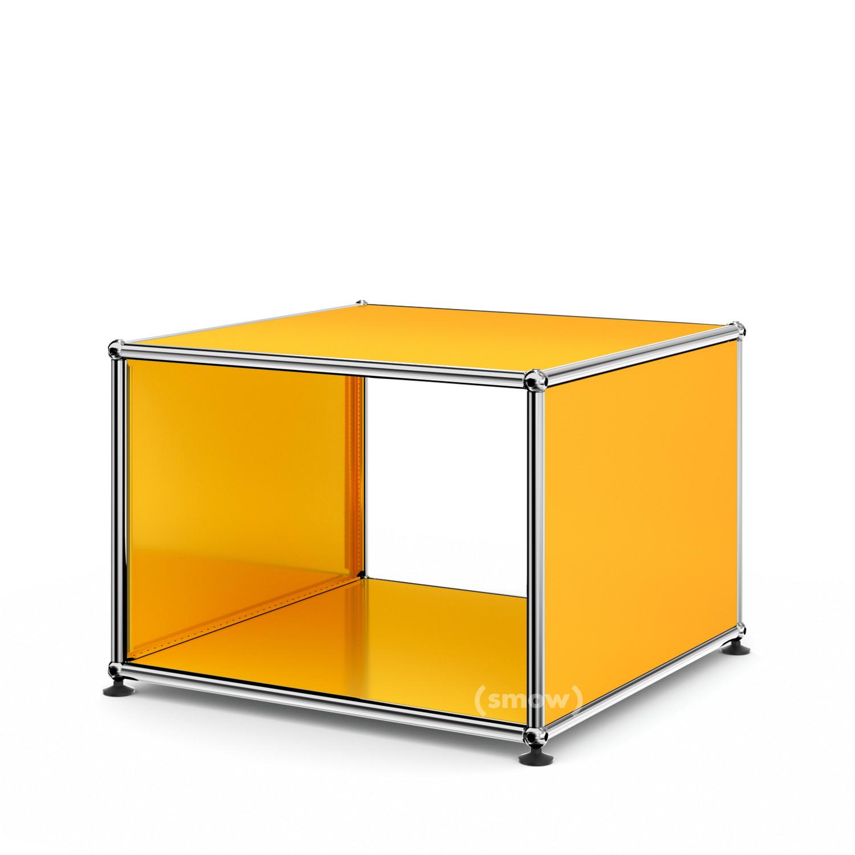 Usm Haller Beistelltisch Mit Seitenwanden 50 Cm Ohne Glas