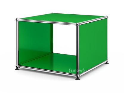 usm haller beistelltisch mit seitenw nden 50 cm ohne. Black Bedroom Furniture Sets. Home Design Ideas
