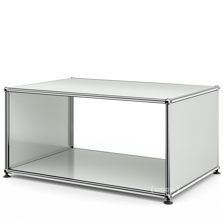 Usm Haller Beistelltisch Mit Seitenwanden 75 Cm Ohne Glas