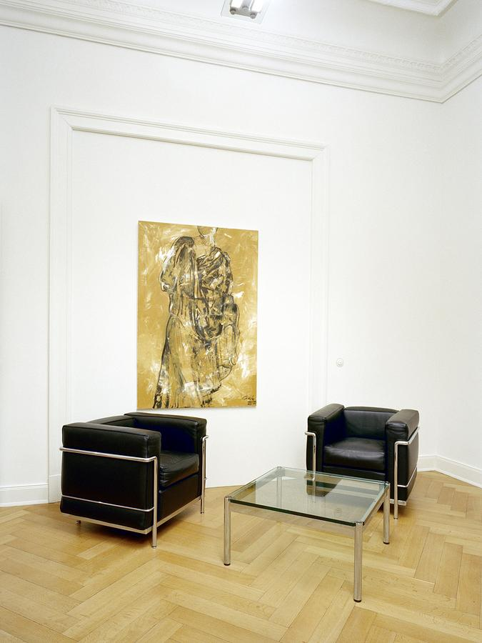 usm haller couchtisch von fritz haller paul sch rer. Black Bedroom Furniture Sets. Home Design Ideas