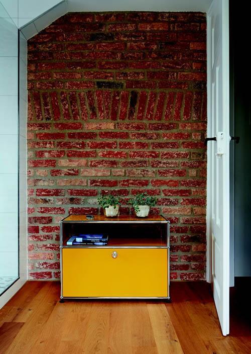 usm haller b cherregal 50 von fritz haller paul sch rer. Black Bedroom Furniture Sets. Home Design Ideas