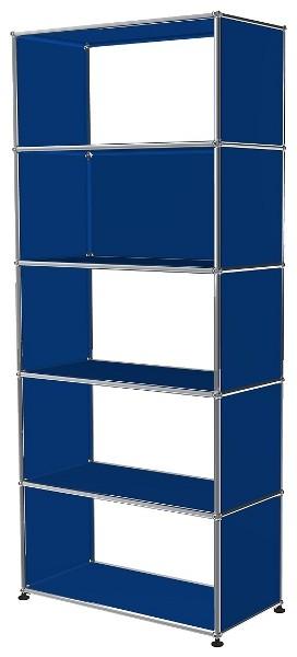 usm haller wohnzimmer regal m von fritz haller paul sch rer designerm bel von. Black Bedroom Furniture Sets. Home Design Ideas