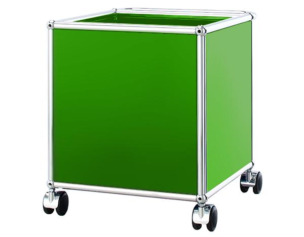 usm haller kinder rollcontainer usm gr n h 43 x b 38 x t. Black Bedroom Furniture Sets. Home Design Ideas