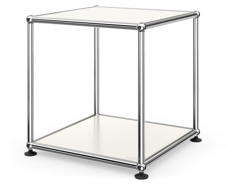 usm haller beistelltisch 35 von fritz haller paul sch rer designerm bel von. Black Bedroom Furniture Sets. Home Design Ideas