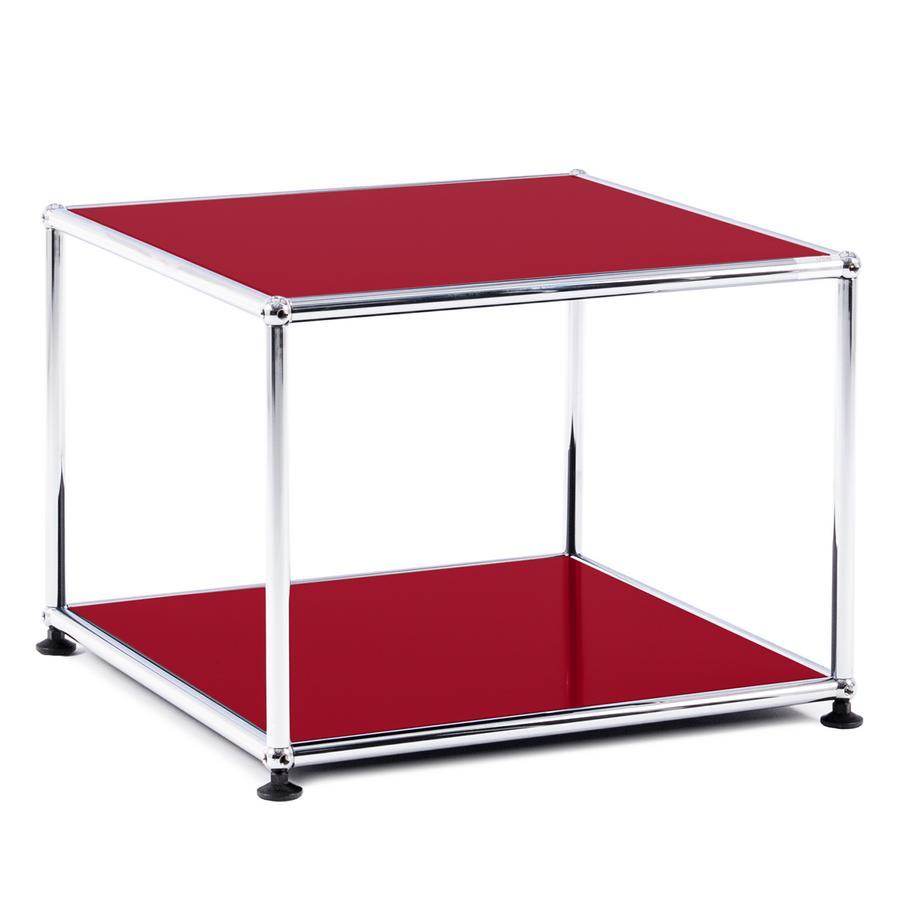 usm haller beistelltisch 50 von fritz haller paul sch rer designerm bel von. Black Bedroom Furniture Sets. Home Design Ideas