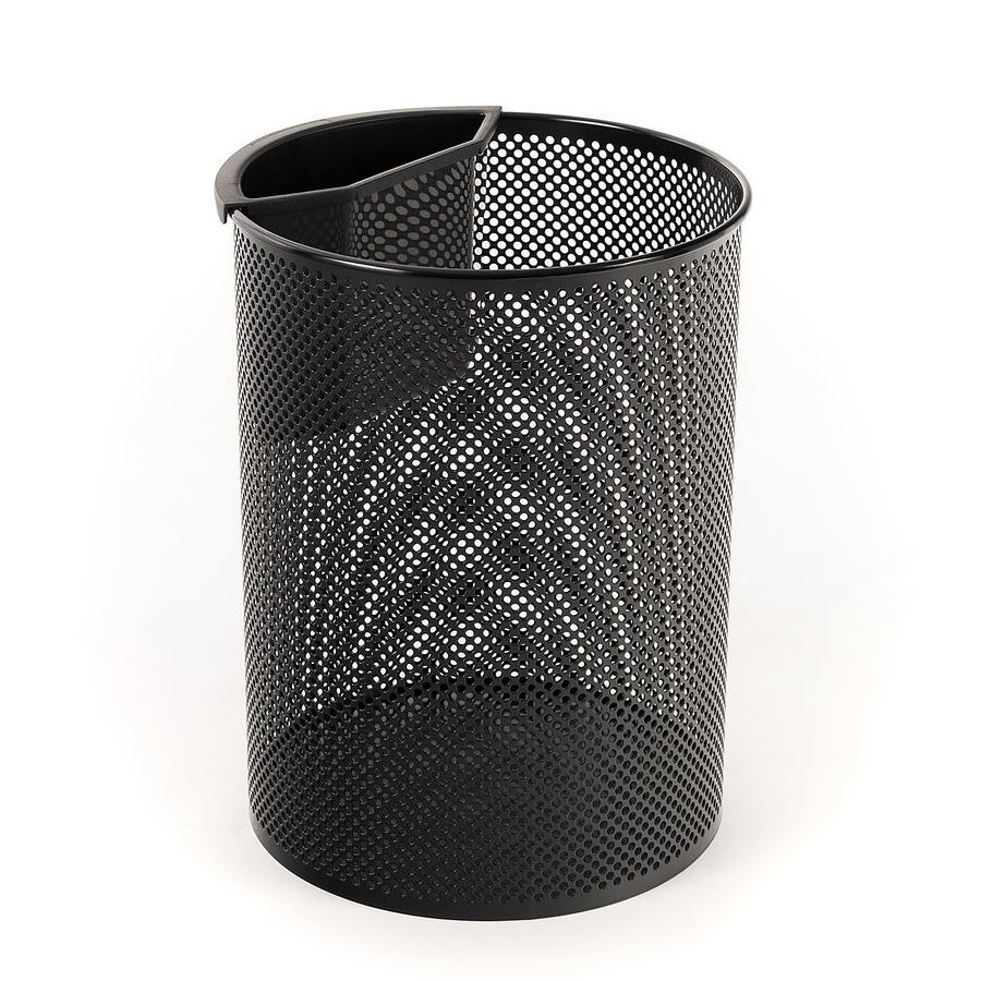 usm haller usm metallpapierkorb von usm designerm bel. Black Bedroom Furniture Sets. Home Design Ideas