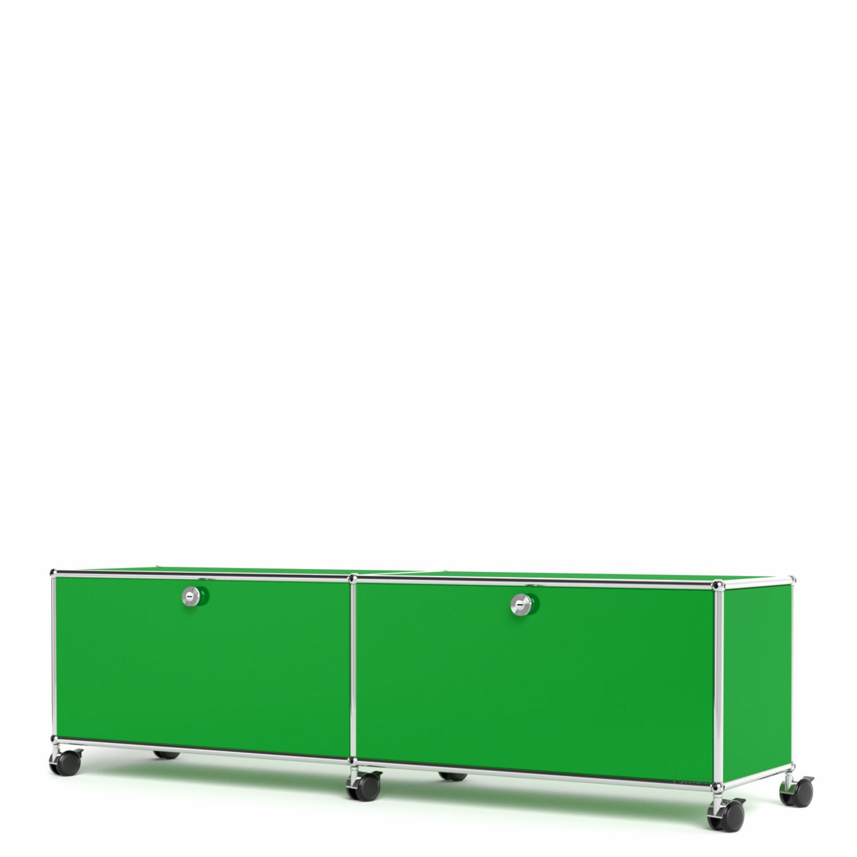 usm haller tv hi fi lowboard individualisierbar usm. Black Bedroom Furniture Sets. Home Design Ideas