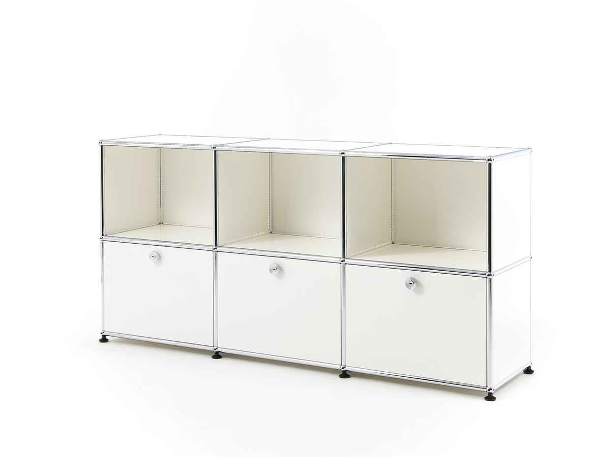 usm haller sideboard 50 individualisierbar von fritz. Black Bedroom Furniture Sets. Home Design Ideas