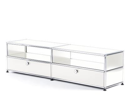 usm haller tv board mit auszieht ren von fritz haller paul sch rer designerm bel von. Black Bedroom Furniture Sets. Home Design Ideas